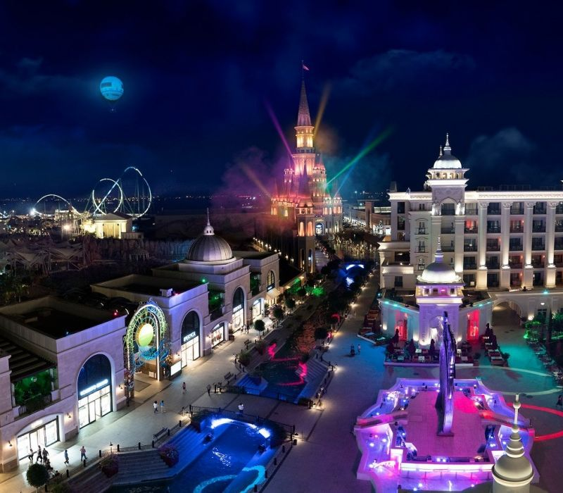 THE LAND OF LEGENDS KINGDOM OTEL