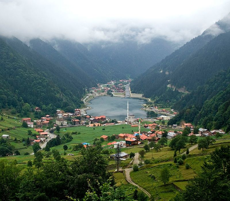 Uzungol '' Long Lake '' Tour